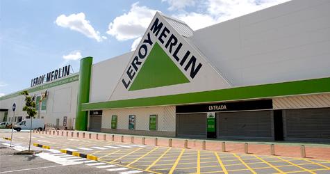 Tienda Leroy Merlín Exterior