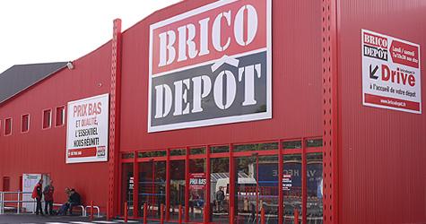 Tienda Brico Depot Exterior